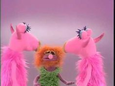 I love the muppets.