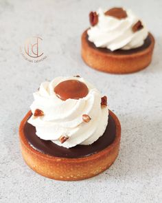 GÂTEAU MOUSSE AU SPÉCULOOS - Mes Délicieuses Créations Mousse Speculoos, Cheesecake Recipes, Dessert Recipes, Mini Cheesecakes, Brownie Cookies, Flan, Food Inspiration, Caramel, Biscuits