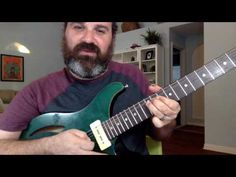"""Phish: How to Solo Over """"FREE"""". Guitar Lesson Pt.1 - YouTube"""