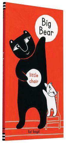 """Big Bear Little Chair"", Lizi Boyd 2015"