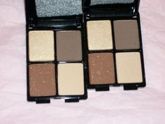 LANCOME RUSTIQUE HONEYMOON NOIR COQUILLE EYESHADOW QUADS 2 COMPACTS                                                                      www.frans-cosmetics-bargains.ecrater.com Frans cosmetics bargains    FRAN24112