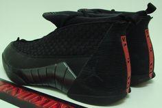 d450dfb31f8 Air Jordan 15 Stealth Black Varsity Red 2017 Release Date Jordan 15, Sneaker  Bar,