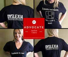 Advocate in a Dyslexia Training Institute t-shirt! Dyslexia Teaching, Student Teaching, Sight Word Centers, Iep Meetings, Vision Therapy, Good Readers, Phonological Awareness, Learning Disabilities