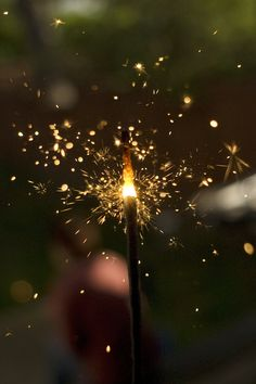 sparkler by (cowboy_montgomery)