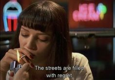 quotes, pulp fiction, and movie resmi