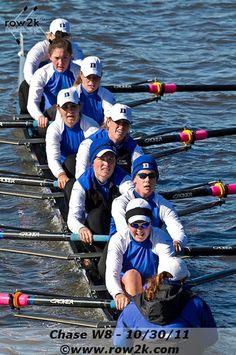 Duke University Women's Rowing Team