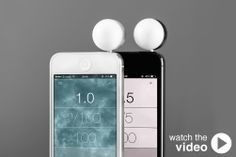 Lumu is the light meter for the iPhone and Android. Changing the way we think about light meters. For a photographers with a heartbeat, an individuals with a lifestyle, aspirations and dreams. Certain things in life cannot be simply bought. They have to be lived.