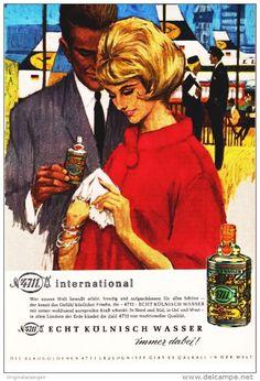 Original-Werbung/ Anzeige 1963 - 4711 - ca. 160 x 240 mm