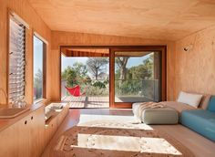 Beach House Mornington By Clare Cousins Architects