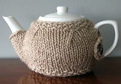 Miss Julia's Vintage Knit & Crochet Patterns: Free Patterns - 20+ Tea Cozy to Knit & Crochet