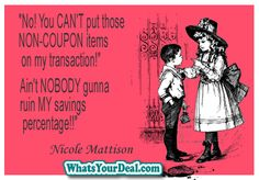 NOT ON MY ORDER! - A Meme by Nicole Mattison