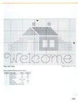 """Gallery.ru / anfisa1 - album """"Barbara Finwall et Nancy Javier - Week-end 100 Cross-Stitch"""""""