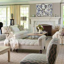 Family Room los muebles