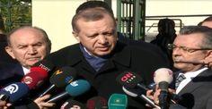 Erdoğan: KKTC'den Türk askerinin çekilmesi söz konusu olamaz