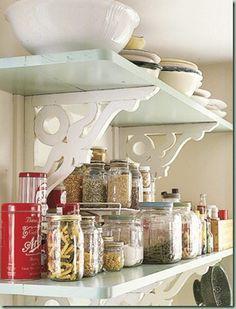 scallopy shelves