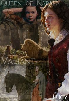 Narnia:Lucy Pevensie by ~Archer-AMS on deviantART