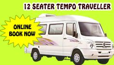 We are Offering complete tempo traveller services from delhi to Outstation trip. 20 Seater Tempo Traveller is best for Group Tour.