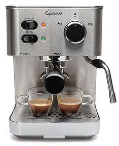 Capresso EC Pro Espresso Maker - Espresso Makers - Kitchen - Macy's