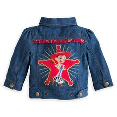Jessie Denim Jacket for Baby