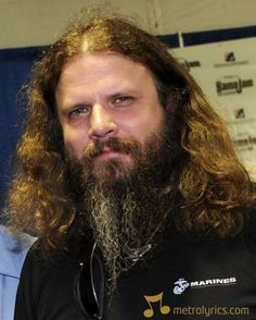Jamey  Johnson -- I prefer his hair pulled back, but it's really his voice I love!!!