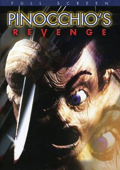 Pin for Later: 25 of the Most Ridiculous Horror Movie Titles on Netflix Pinocchio's Revenge (1996) Whoa, maybe he's a real boy after all. Watch now!