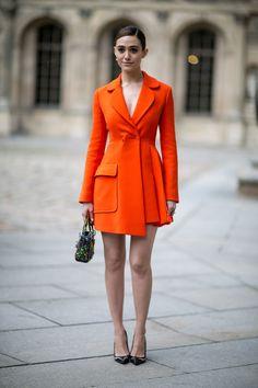 Emmy Rossum in Dior #LuceaRow