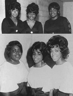 The Andantes — Original Members: Jackie Hicks, Marlene Barrow & Louvain Demps — The Andantes were Motown's in-house background singers. They can be heard on countless Motown hits, including those by Martha Reeves & the Vandellas, The Temptations, Stevie Wonder, The Four Tops, Jimmy Ruffin, Edwin Starr, The Supremes, Marvin Gaye & others.