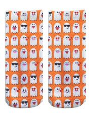 Emoji Ghosts Ankle Socks from Living Royal. Saved to Brand New Wardrobe . Shop more products from Living Royal on Wanelo. Hanes Hosiery, Tennis Socks, Holiday Socks, Halloween Haunted Houses, Short Socks, Cool Socks, Ankle Socks, New Wardrobe, Emoji