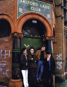 The Smiths - Salford Lads Club, Coronation Street, Manchester Music Film, Music Icon, Manchester England, Andy Rourke, Bigmouth Strikes Again, The Smiths Morrissey, The Queen Is Dead, Johnny Marr, Musicals