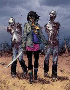 The Walking Dead | The Walking Dead: La historia de Michonne