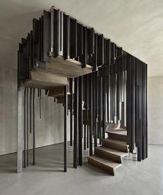 Stair by Storage Associati