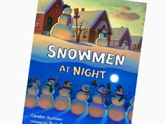 Last week was all about snowmen! We read Snowmen at Night  each dayfor a different purpose and the kids had a blast with the snowmen at n...