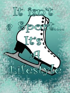 Skating..It's a Lifestyle Print can be by PurposelyDesigned