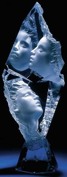 acryl sculpture