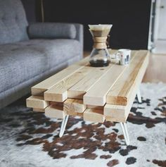 2 x 4 table