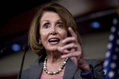 For Democrats to recover, Nancy Pelosi and her team should go