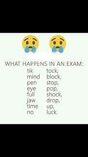 Very Funny Joke In English Exams Funny Funny School Jokes Fun Quotes Funny