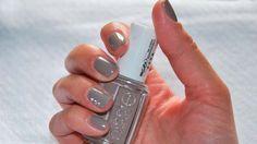 #NailArt #Strass – Cómo decorarte las #uñas con cristalitos Manicura Strass