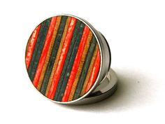 Skateboard Plugs  Made in Canada  Red & Black by SecondShot, $24.99