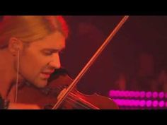 David Garrett - Thank You For Loving Me.....and thank you, David,  you are a gift to our world! #mostgorgeousmanalive