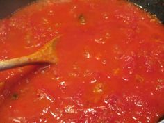 The Sauce Italian Gravy, Real Food Recipes, Yummy Food, Catering, Salsa, Easy Meals, Ethnic Recipes, Cupcakes, Italian Dressing