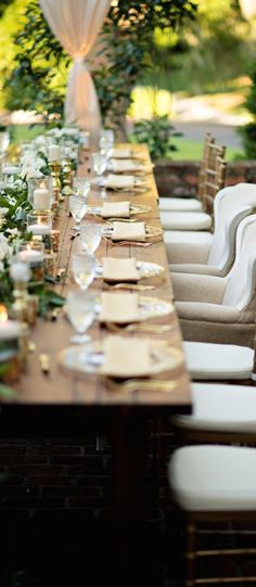 just a beautiful day Garden Wedding, Wedding Table, Cat Wedding, Boho Wedding, Wedding Reception, Rustic Wedding, Wedding Venues, 2016 Wedding Trends, Reception Decorations