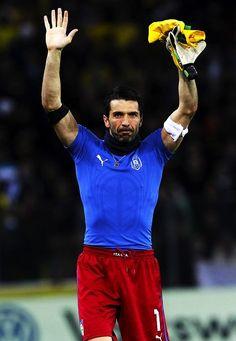Gianluigi Buffon ⚽