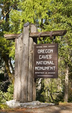 The Oregon Caves and Cave Junction- a great place to visit!