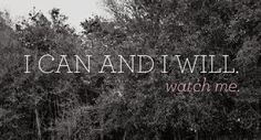 #ican #iwill #wordstoliveby #mjangel