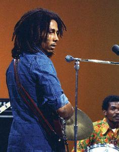 Bob Marley Manhattan Transfer 1975