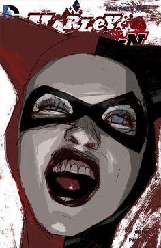 Harley Quinn - artist?