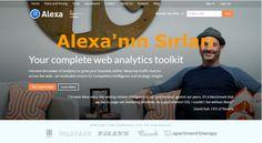 Alexa, dünya ve ülke genelindeki sıralamasını sunan bir kaynaktır. Alexa'nın Sırları