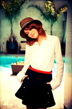 Emma Stone~ outfit so cool