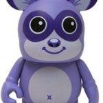Purple Raccoon by Casey Jones. Urban series #8 was released on November 11th, 2011!